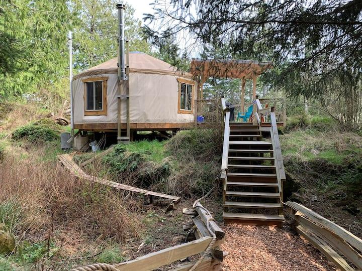West Coast Yurt