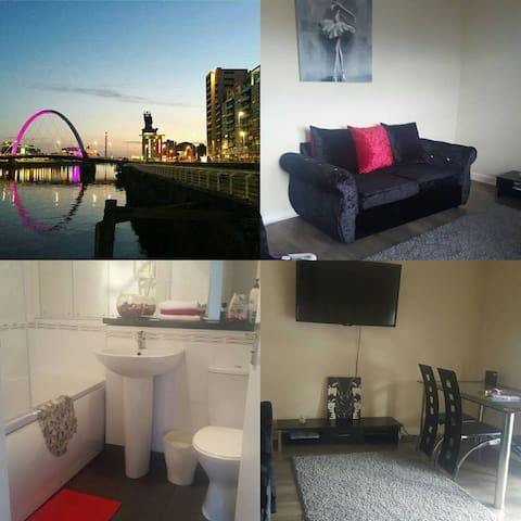 2 Bed Hydro Secc Apartment - Glasgow - Pis