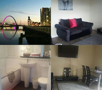 2 Bed Hydro Secc Apartment - Glasgow