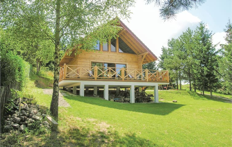 Holiday cottage with 2 bedrooms on 97m² in Biskupiec