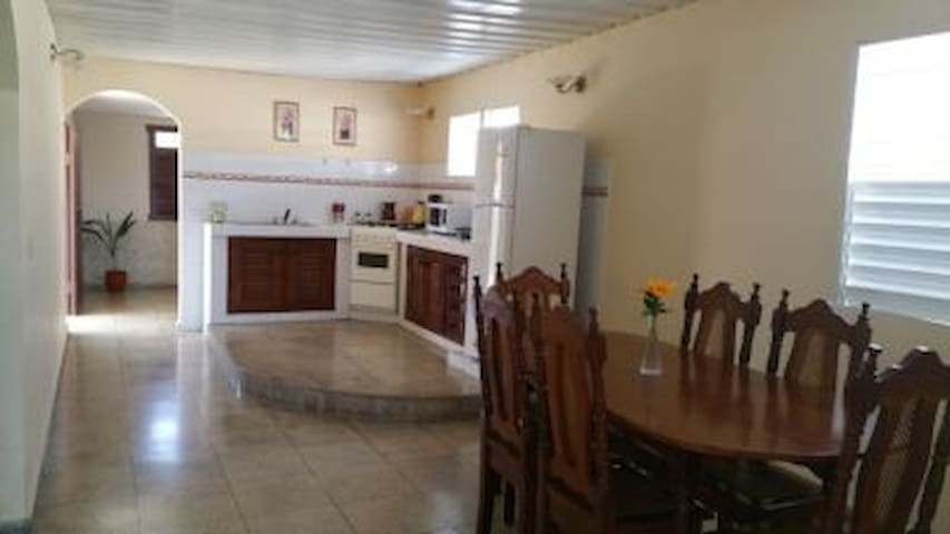 Casa Guanaba's Nest 1 (Playa Giron) - Playa Giron - ที่พักพร้อมอาหารเช้า