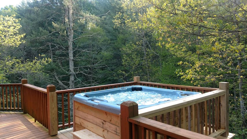 Hot tub has been repaired. Heater working properly