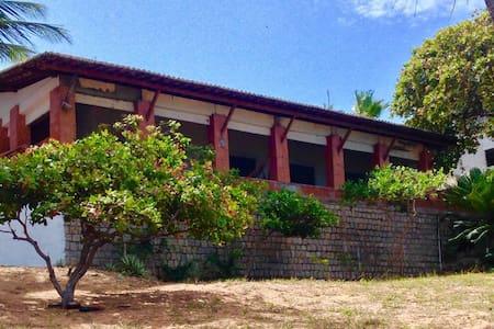 Casa de praia  com vista panorâmica - Baía Formosa - Casa