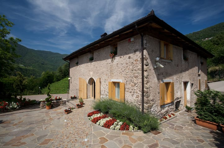 Relax nella natura in intera Villa - Segonzano - Villa