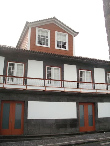 Casa do Brasão - Lajes Do Pico - Daire