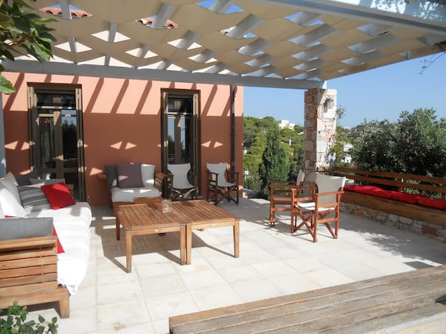 Serene & Classy isle Guesthouse -Quality & Privacy - Syros