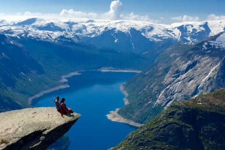 Trolltunga rooms