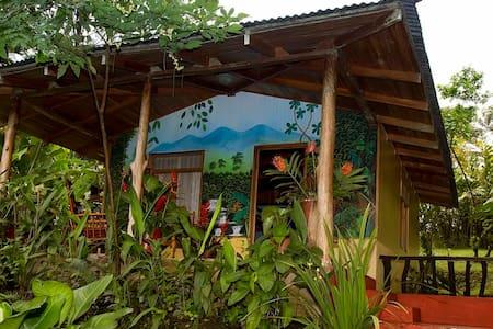 La Mariposa Cottage Casitas Tenorio - Bijagua