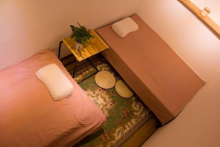 仙足岛河畔3床家庭套房