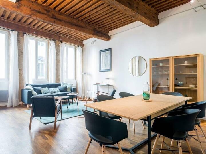 Appartement cosy proche Versailles