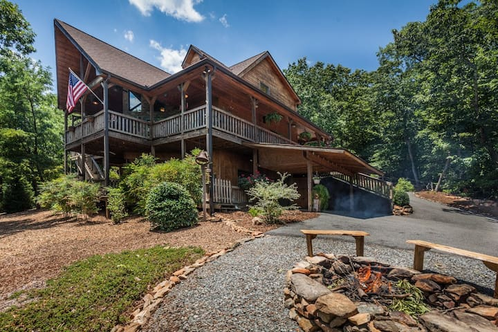 Our Mountain Fantasy - Ellijay - Appartement