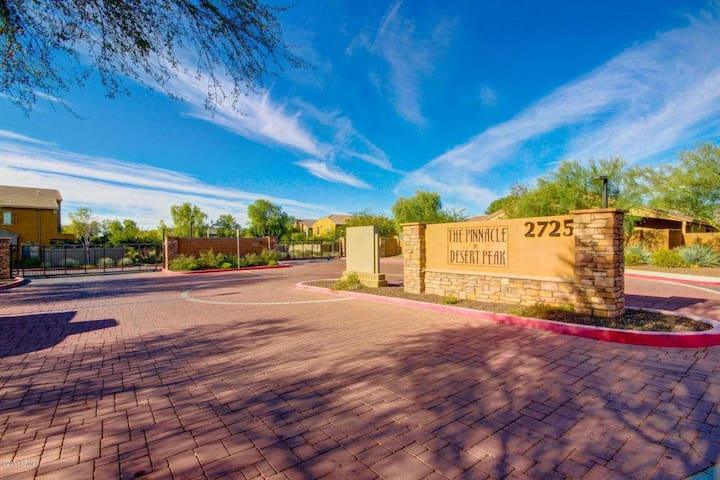 2 BD Condo Near TPC and Super Bowl - Phoenix - Villa