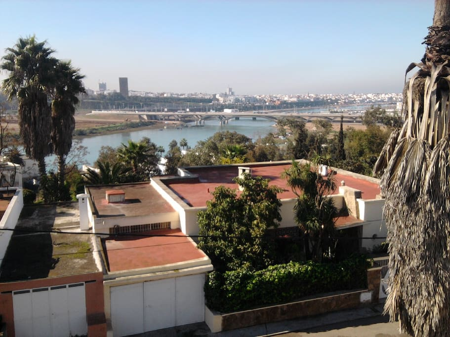 Room with a view chambres d 39 h tes louer sale rabat for Chambre d hotes for sale