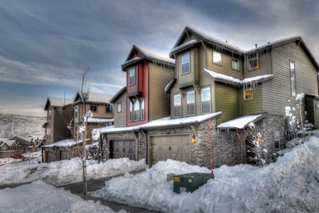 NEWLY Built 4 Bdrm-Great Prices! - Park City