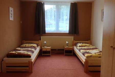 Apartment in Kvilda-charming Šumava - Kvilda - Apartamento