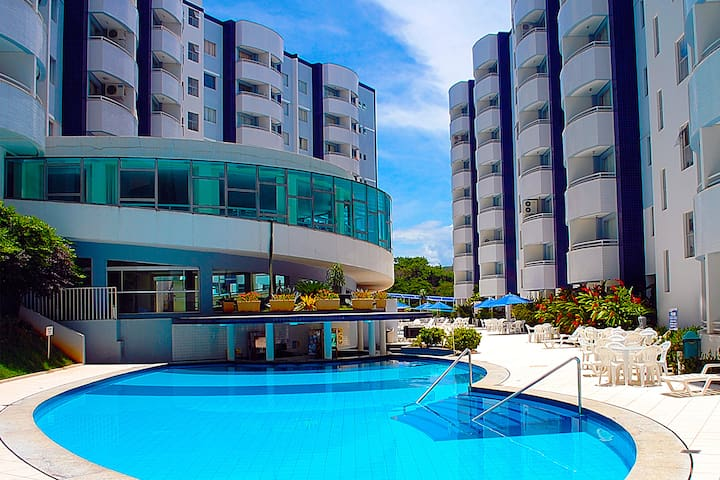 IMG Hotel's Rio Quente - Flat Luxo - Esplanada do Rio Quente - Service appartement