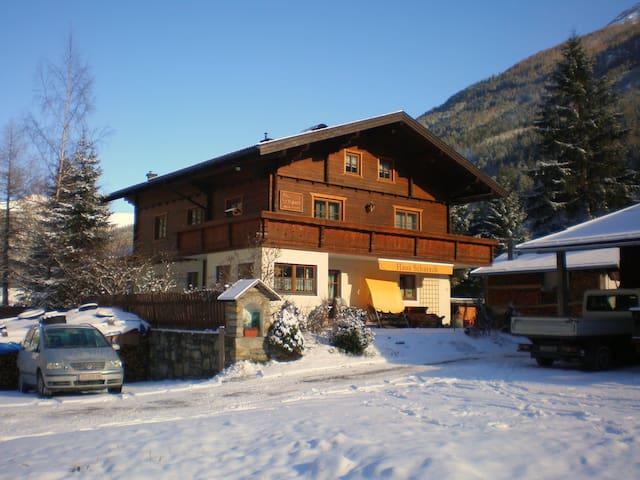 Haus Schareck-Urlaub bei Freunden 1 - Bad Gastein - Haus