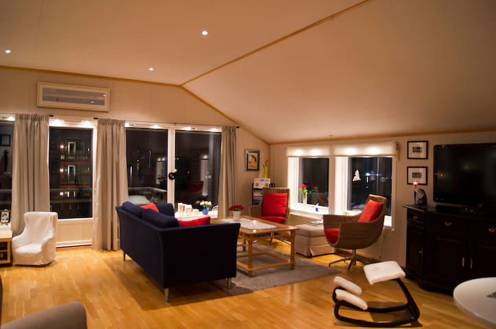 Enjoy high standard, 3 bedroom flat - Longyearbyen