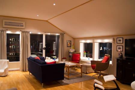 Enjoy high standard, 3 bedroom flat - Longyearbyen - Apartament