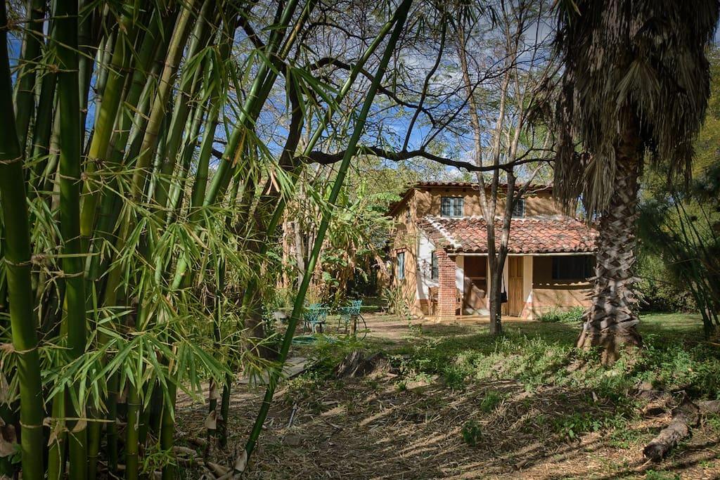 Casa Carrizo by day
