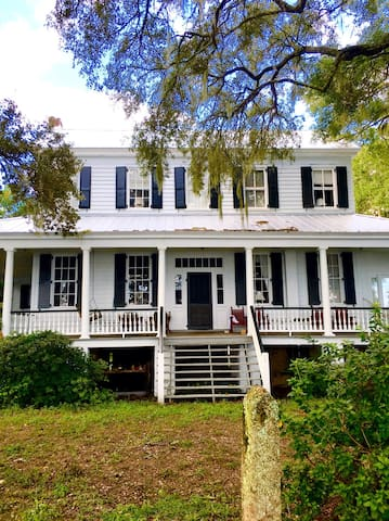 Historical Southern Home in Paradise - Wadmalaw Island