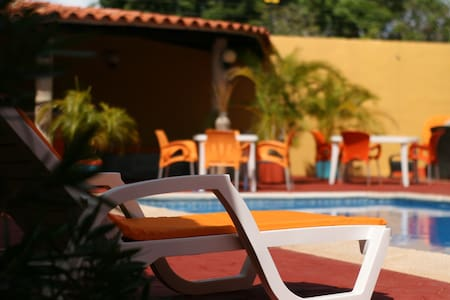 POSADA SOL DE AGUA HOSTEL - La Mira - Bed & Breakfast