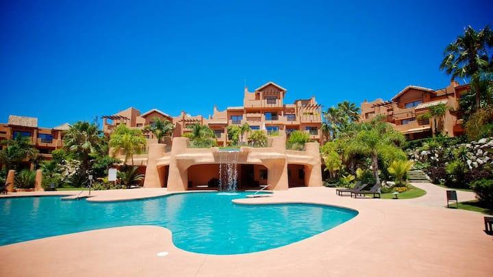 Stunning Penthouse Near Estepona, Marbella