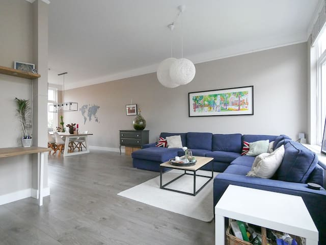 Lovely, homely and sunny apartment