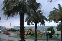 vista terrazza
