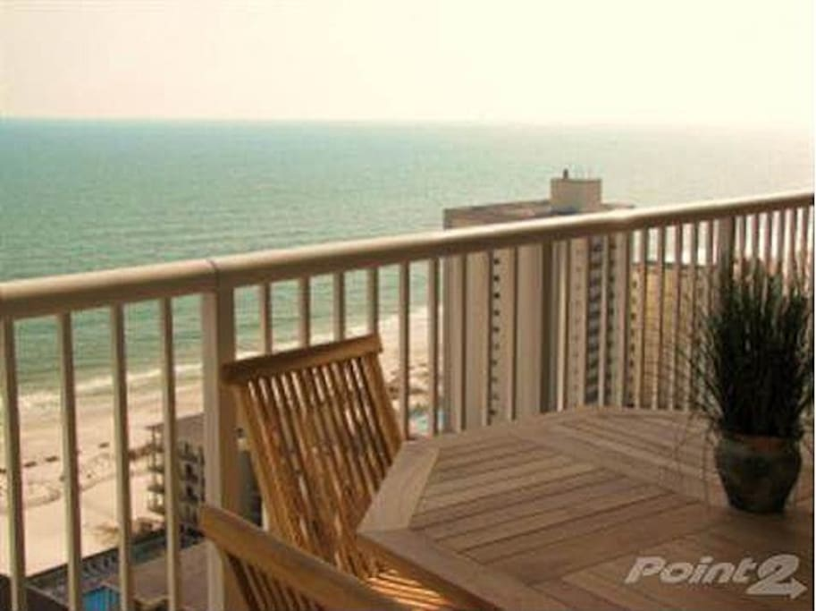 18th floor unobstructed views owner managed condomini for 18th floor balcony video