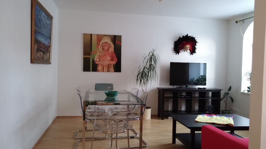 A beautiful apartment in central Reykjavík