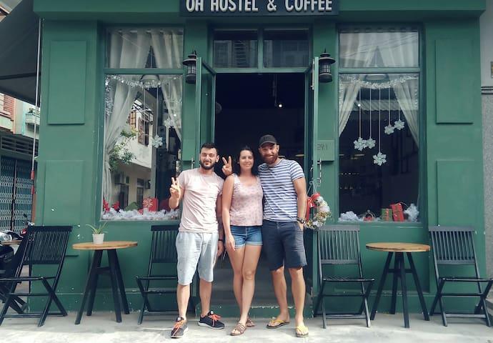Oh Hostel & Coffee - New York Room