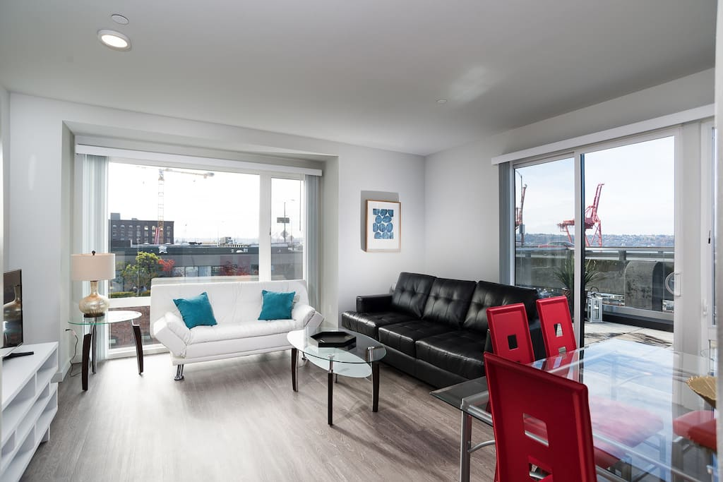 1 bedroom upscale apartment in downtown seattle - Seattle 1 bedroom apartments for rent ...