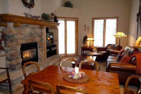 3 Bedroom, 2 bath, 2 Story Townhome - Mammoth Lakes