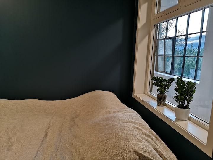 With private bathroom! Brand new studio apartment