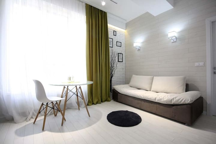 Sky house. Comfortable apartament in the center