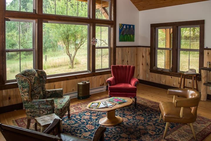 Bunkhouse on a ranch - Wallowa - Cabane