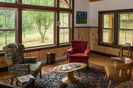 Bunkhouse on a ranch - Wallowa - 小木屋