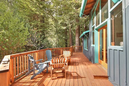 Creekside ~ most relaxing cabin ever! - Monte Rio