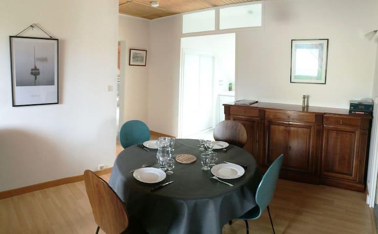 Port Navalo Logement spacieux Proximité plages - Arzon - อพาร์ทเมนท์