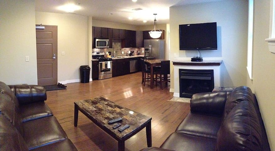 Modern comfort for all seasons - Ellicottville - Apartament