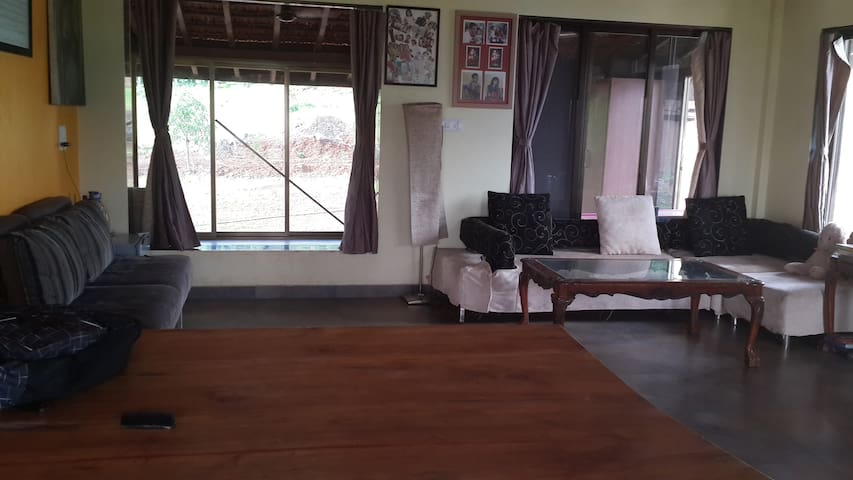 Farmhouse near Roha, 3hr fr Mumbai