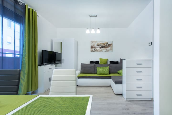 """LONA"" flat in Ljubljana with free garage, balcony - Liubliana"