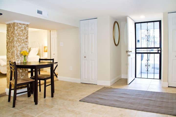 Cozy Historic DC Apartment - Washington - Leilighet