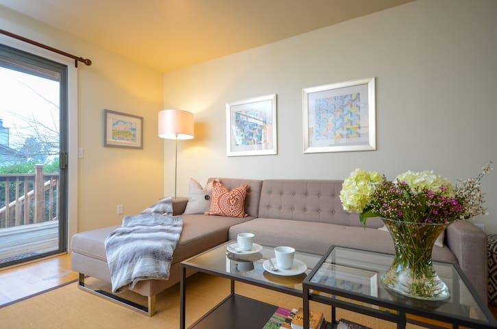 Modern Luxury in Sonoma