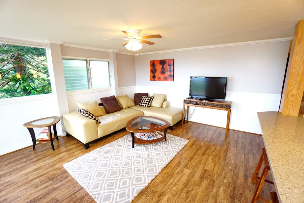 Live and play in a warm and welcoming space.