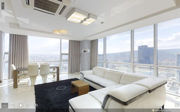 Specious Luxury@CBD@ Great View -2BR