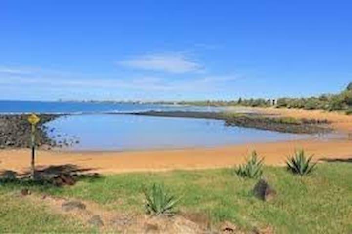 Bargara beach front villa