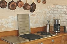 Latest Gaggenau German appliances
