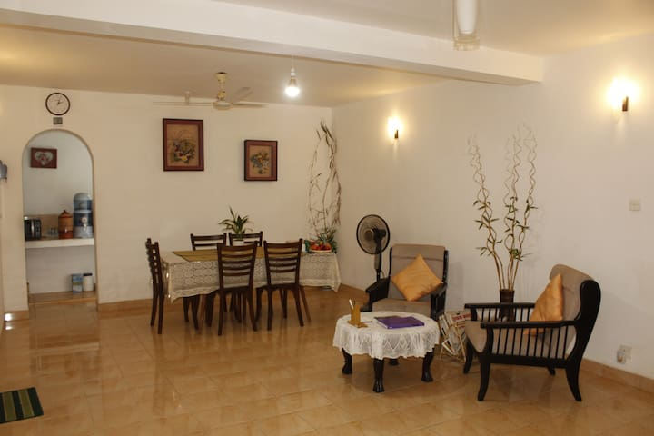 """Veludvara"" Entire Apartment for Nature Lovers"